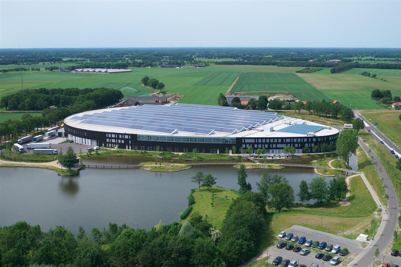 El Venco Campus recibe su certificación de edificio sostenible - Avicultura